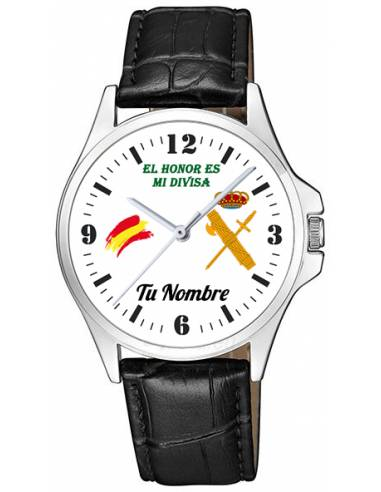 Reloj de la Guardia Civil
