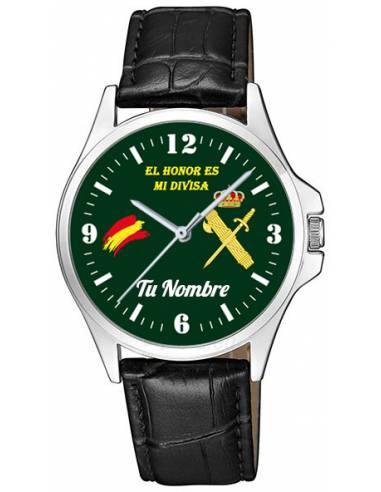 Reloj Guardia Civil verde