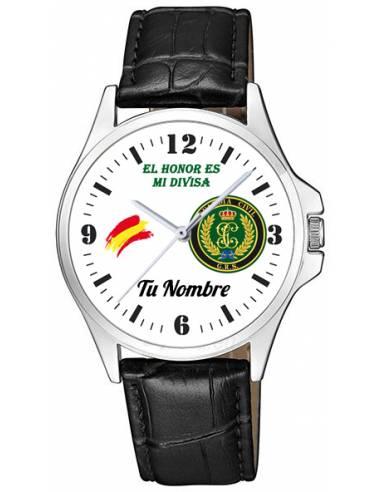 Reloj Guardia Civil Grs