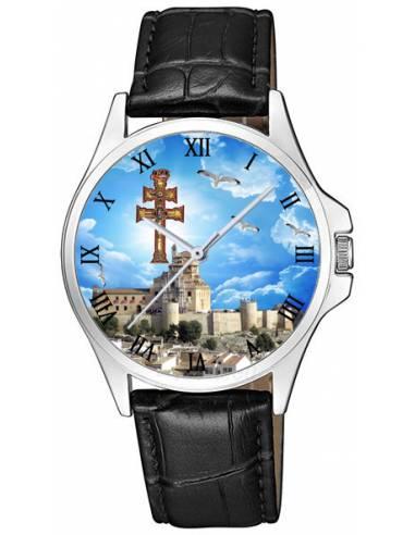 Reloj cruz de caravaca