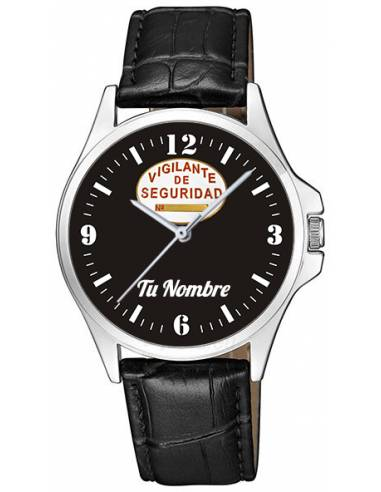 Reloj Vigilante de Seguridad