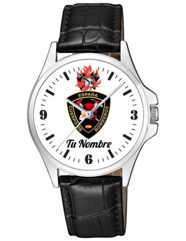 Reloj de bomberos