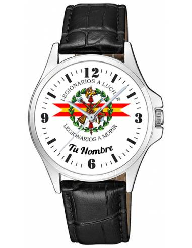 reloj Legion española