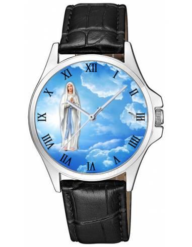 Reloj Virgen de Lourdes