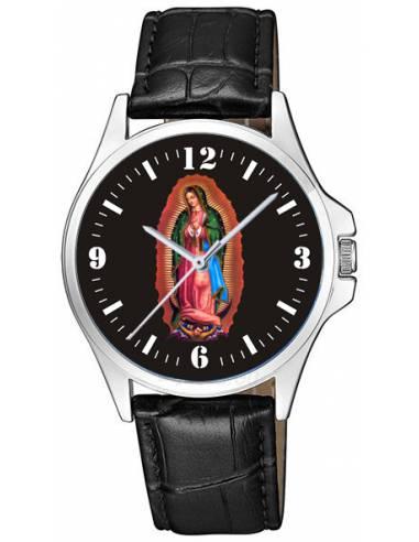 Reloj Virgen guadalupe