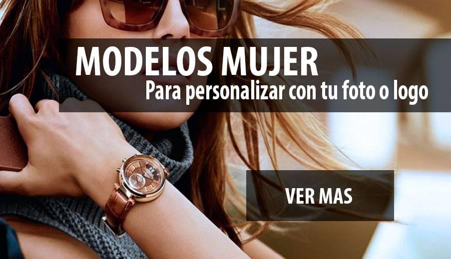 Relojes de mujer para personalizar MODELOS